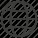 global, globe, network, world icon