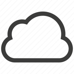 cloud, data, drive, forecast, hosting, storage, weather icon