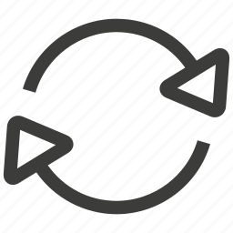 arrow, arrows, refresh, reload, sync, ui, update icon