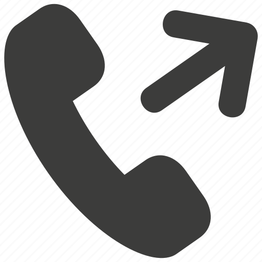 call, calling, mobile, outgoing, phone, telephone, ui icon