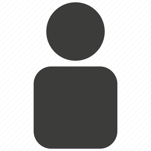 account, avatar, human, person, profile, ui, user icon