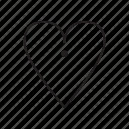 favorite, favorites, favourites, heart, like, likes, ui icon