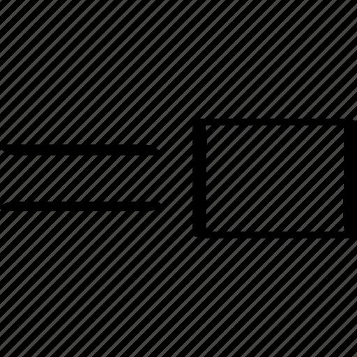 data, ux, web icon