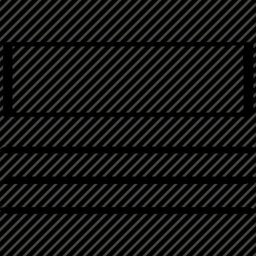 design, frame, mockup icon