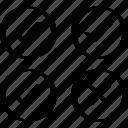 error, good, one icon