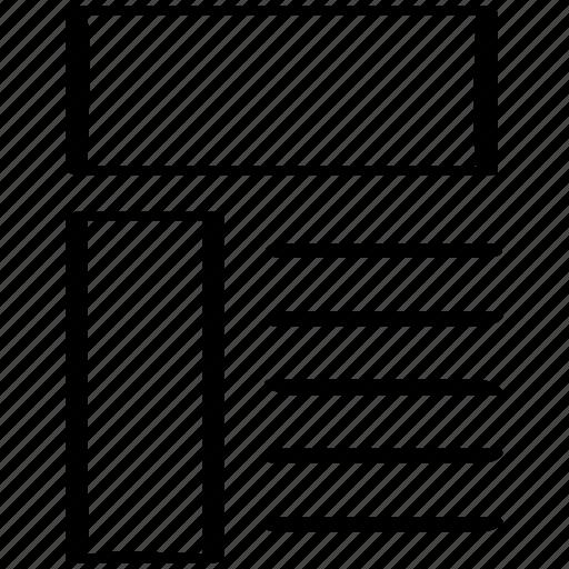 mockup, news, newsletter icon