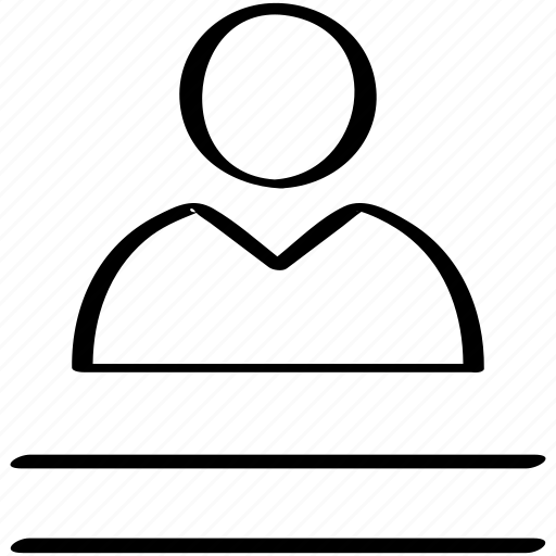 online, person, profile icon