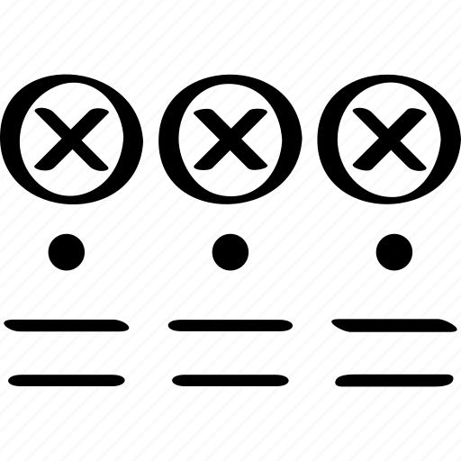 design, mockup, stop icon