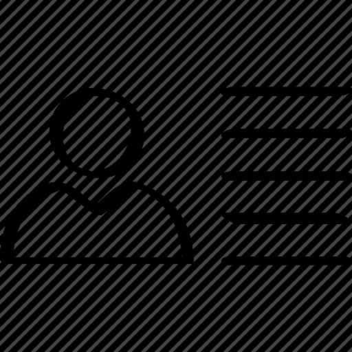 boss, profile, user icon