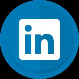 business, linkedin, linkedin logo, networking, social media icon