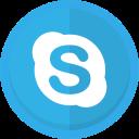 online calls, skype, skype logo icon