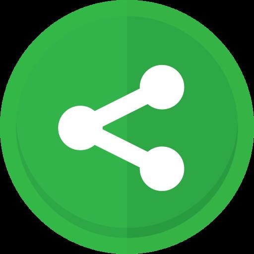 share, share logo, sharethis, sharethis logo, social media icon