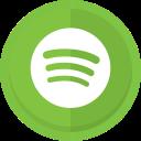music online, spotify, spotify logo icon