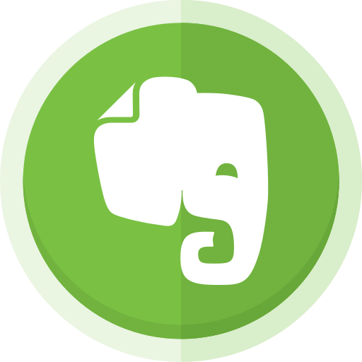 evernote, evernote logo, ideas, workspace icon