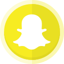 conversation, messaging app, snapchat, snapchat logo icon
