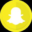 conversation, messaging app, snapchat, snapchat logo