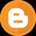 blogger, blogger logo, blogging, online journal