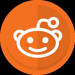 blogging, reddit, reddit logo, sharing, social media icon