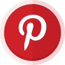 photo sharing, pinterest, pinterest logo, social media icon