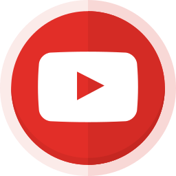 social media, videography, videos, watch, youtube, youtube logo icon