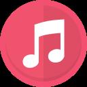 itunes store, apple, itunes, music note, music, itunes logo, audio icon