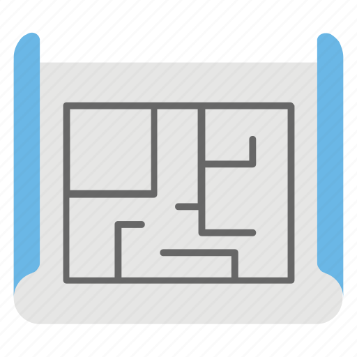 Architecture work, blueprint, building planning, product design, software prototyping icon - Download on Iconfinder