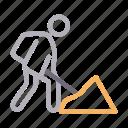 building, construction, mining, soil, worker