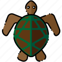 reptile, sea, seaturtle, tortoise, turtle