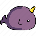 narwhal icon