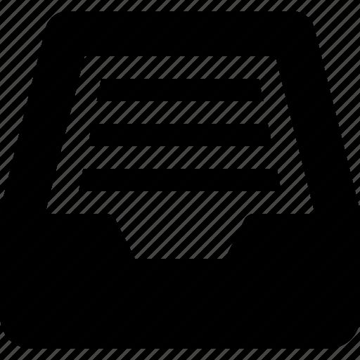 box, categories icon