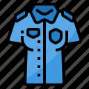 shirt, clothes, security, suit, guard, uniform