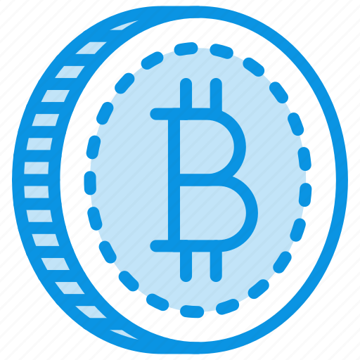 Bitcoin, blockchain, money icon - Download on Iconfinder