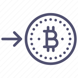 bitcoin, buy, money icon