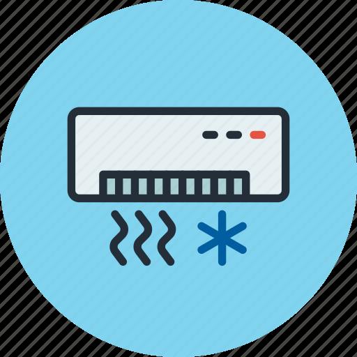 air, conditioner, conditioning, indoor, inside icon
