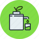 juice, juicer, kitchen, squeezer icon
