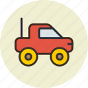 baby, car, radiocontrolled, rc, toy icon