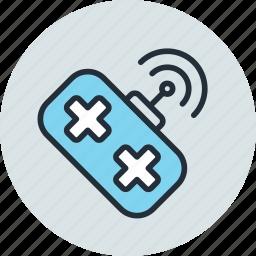 baby, radio, radiocontroll, rc, toy, wireless icon