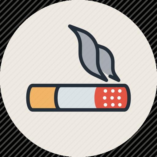 cigar, cigarette, medicine, smoke, tobacco icon