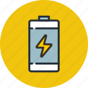 battery, charge, lightning, power