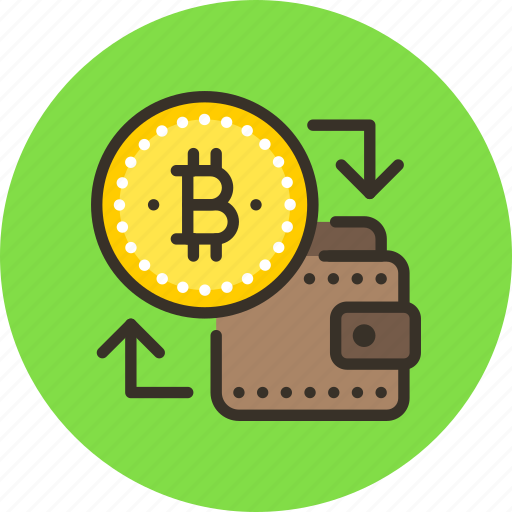 bitcoin, cashout, money icon