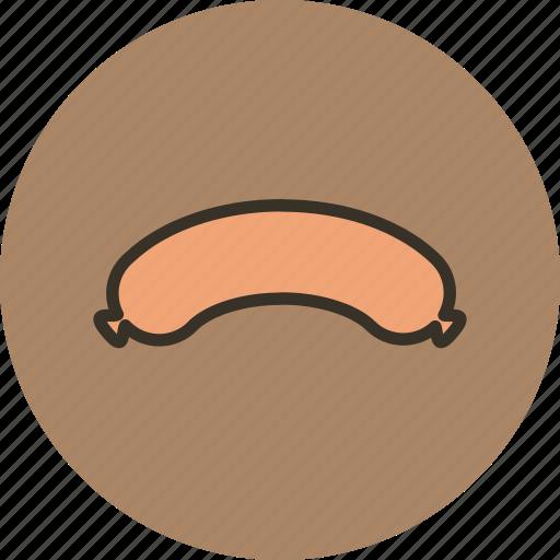 food, frankfurter, kitchen, sausage icon
