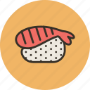 food, japanese, seafood, shrimp icon