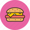food, burger, fastfood, fast, cheese