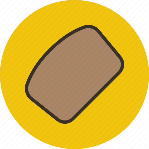 baking, black bread, bread, food icon