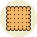 baking, biscuit, cookie, food, pastry icon