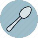 cutlery, kitchen, spoon, tableware icon