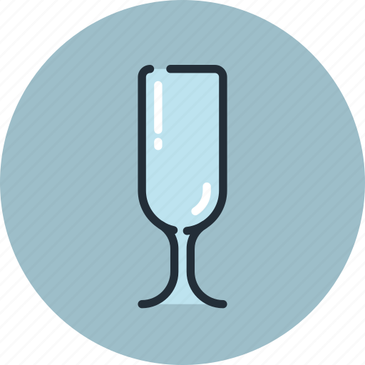 champagne, drink, food, glass, goblet, sparkling, wineglass icon