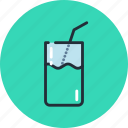 beach, cocktail, cola, drink, food, milk, soda icon