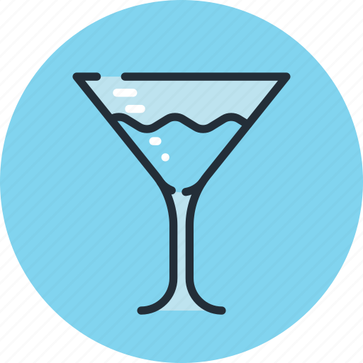 alcohol, drink, food, glass, margarita, martini icon