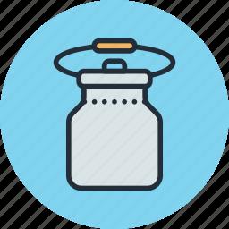 can, grip, kitchen, milk, water icon